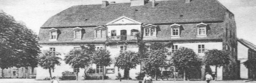 Stadtgeschichte Das alte Rathaus von Bad Liebenwerda