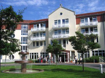 MEDIAN Fontana-Klinik Bad Liebenwerda – Internetseite der