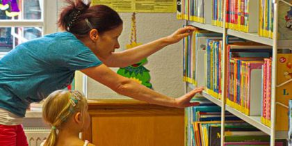 Kinderbibliothek news