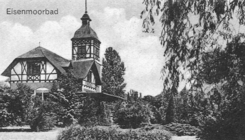 Altes Eisenmoorbad