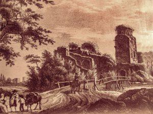 Burg Historisch