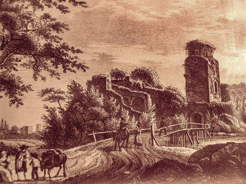 Bad Liebenwerda Burg Historisch