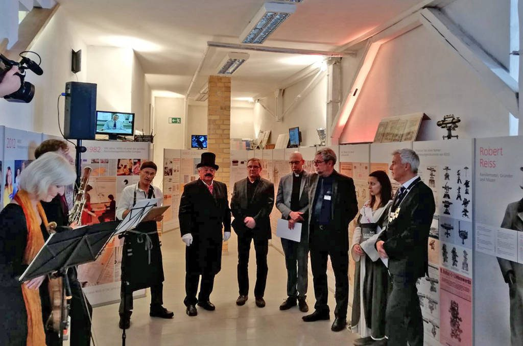 Orgelakademie Programm zur Eröffnung