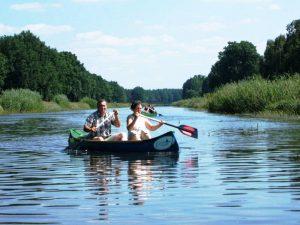 Gewässertourismus in unserer Region