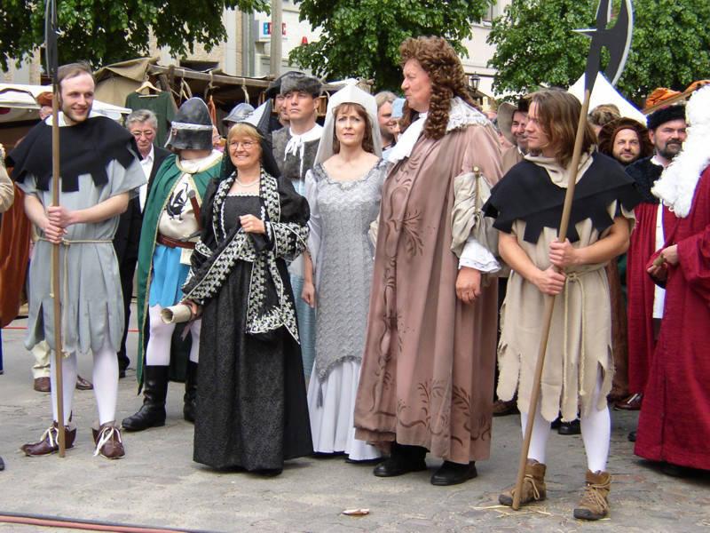 Stadtfest 700 Jahre Bad Liebenwerda