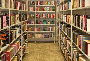Stadtbibliothek Medienangebot