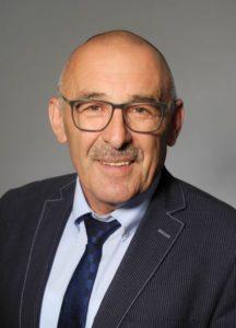 Johannes Berger, ehrenamtlicher Bürgermeister der Stadt Bad Liebenwerda