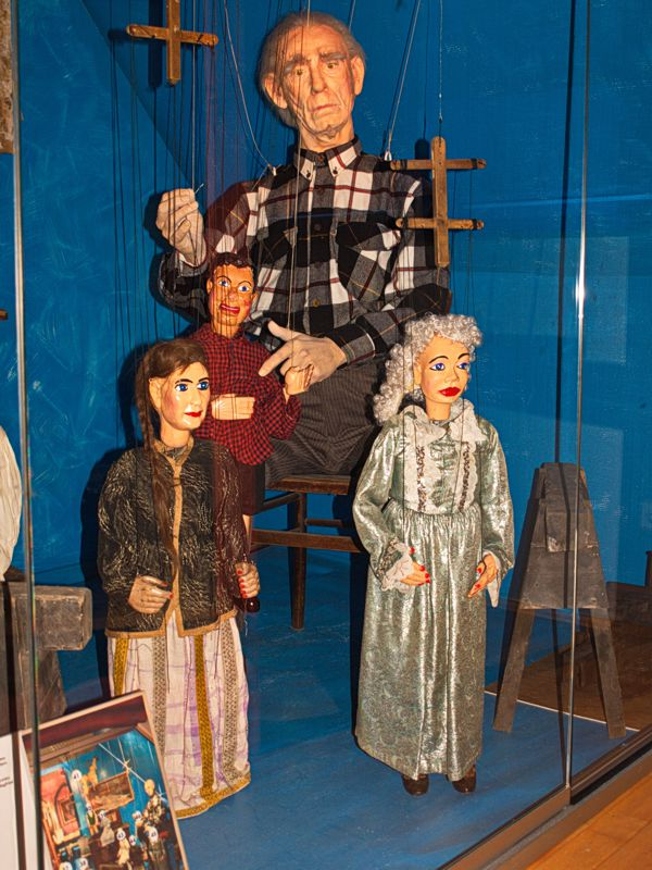 Marionetten Museum