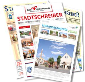 Stadtschreiber, VG-Kurier