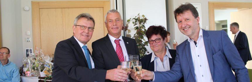 Verabschiedung Thomas Richter
