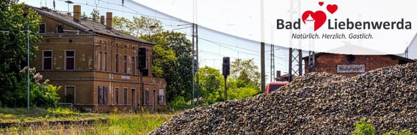 Bahn Neuburxdorf